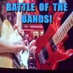 PAINT IT BLACK – BATTLE OF THE BANDS #BOTB