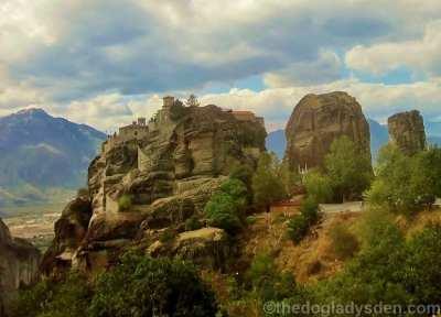 Great Meteoran Monastery, Meteora