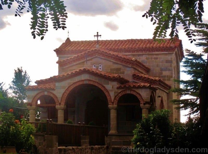 St. Stephen's Chapel, Meteora