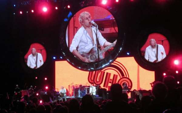 Circle - Photo Friday. The Who