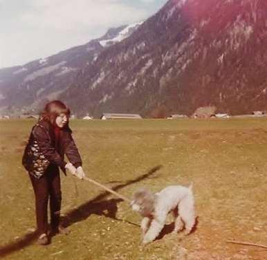 Tyrol, Austria spring, 1966