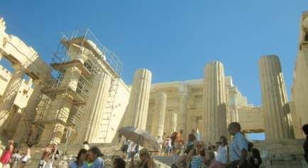 Acropolis portal