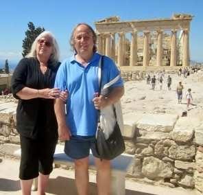 we made it to the Parthenon!