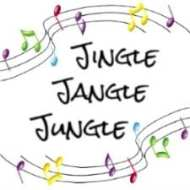 Rock chick at Jingle Jangle Jungle