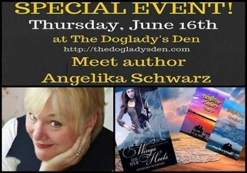 Meet Author Angelika Schwarz