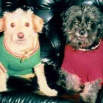 Lisa and Sheila; little sweeties
