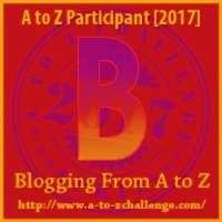 BORN TO BE WILD   #AtoZChellenge