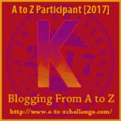 KOCKIN ON HEAVEN'S DOOR | #AtoZChallenge