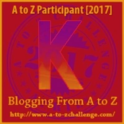 KOCKIN ON HEAVEN'S DOOR | #AtoZChallenge
