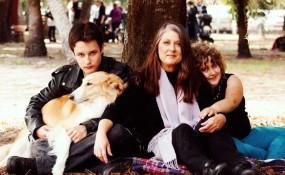 Ryan, Lady Di, Gisele & Sarah