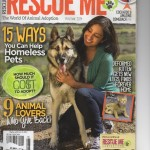 The Dog Liberator's Bennett's Boots published in Rescue Me Magazine