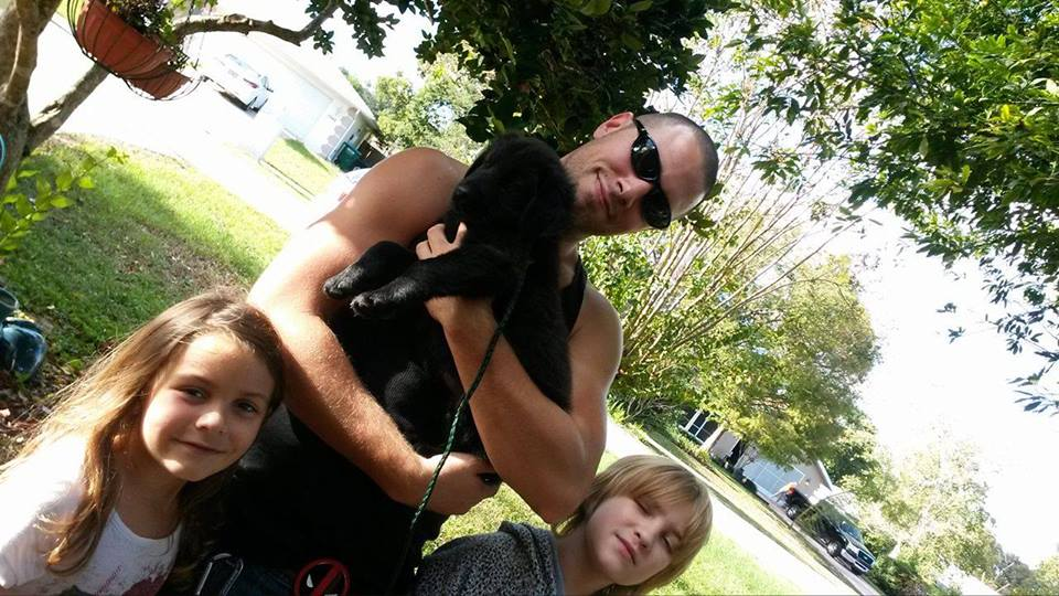 Andre ~ Adopted!
