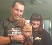 Major Tom ~ Adopted!