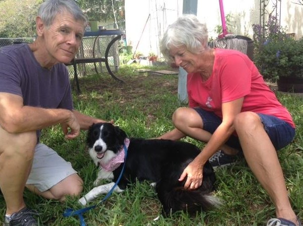 Gracie Belle ~ Adopted!