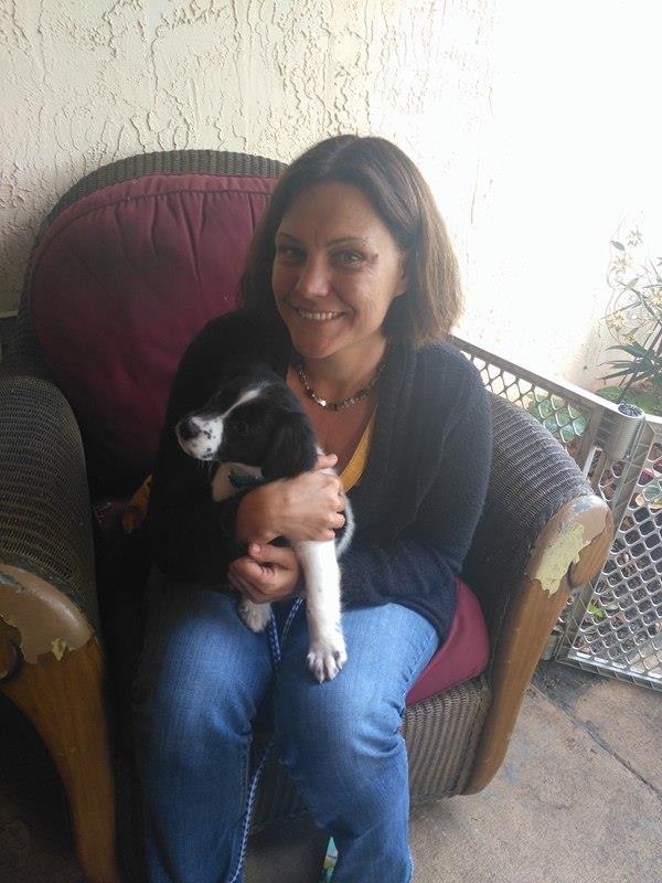 Sarah Fortune ~ Adopted!