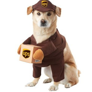 California Costumes UPS