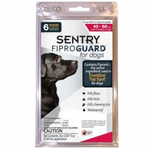 Sentry FiproGuard Topical
