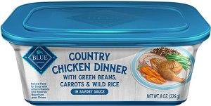 Blue Buffalo Dinner and Stew