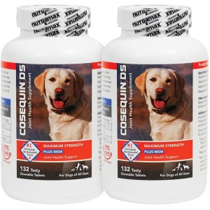 Nutramax Cosequin Best Glucosamine For Dogs
