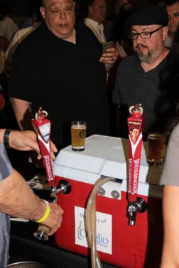 Event patrons get some Weyerbacher love