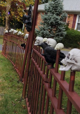 The Skull Fence