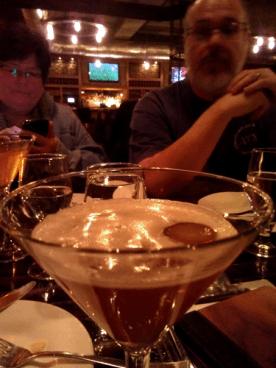 The Liquid Nitrogen Martini