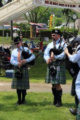 SG14 Pipe Band 2