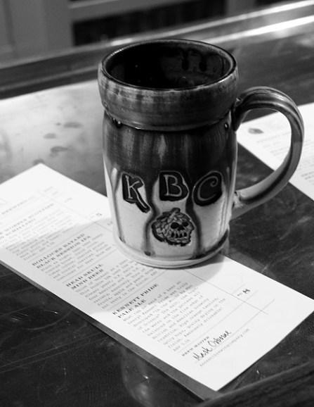 My Mug and Tap List