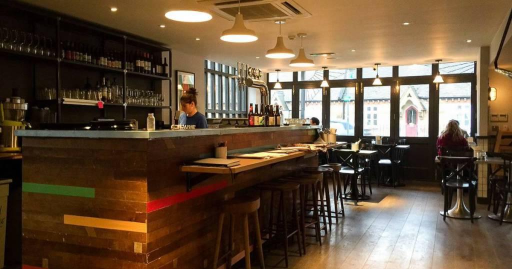 The Dynamo – Putney's Fantastic New Dog Friendly Restaurant