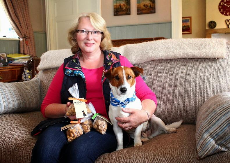 Alison - Wellybix Dog Biscuits