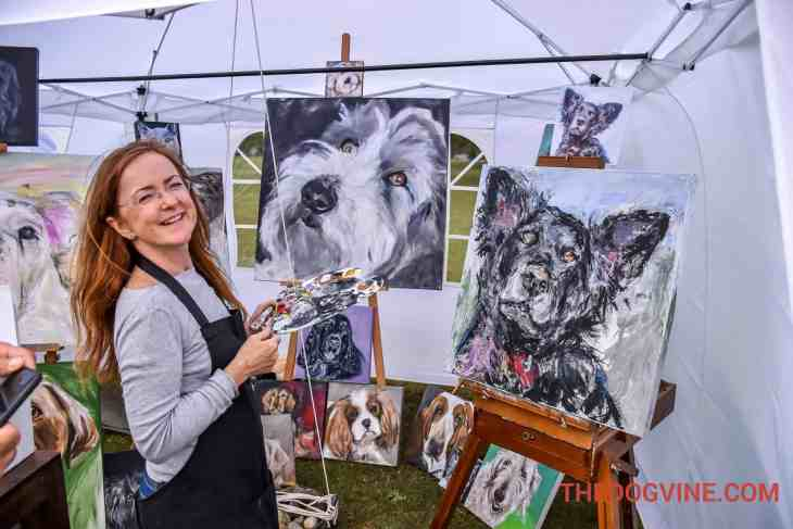 Pup Aid - Claire Thorogood Art