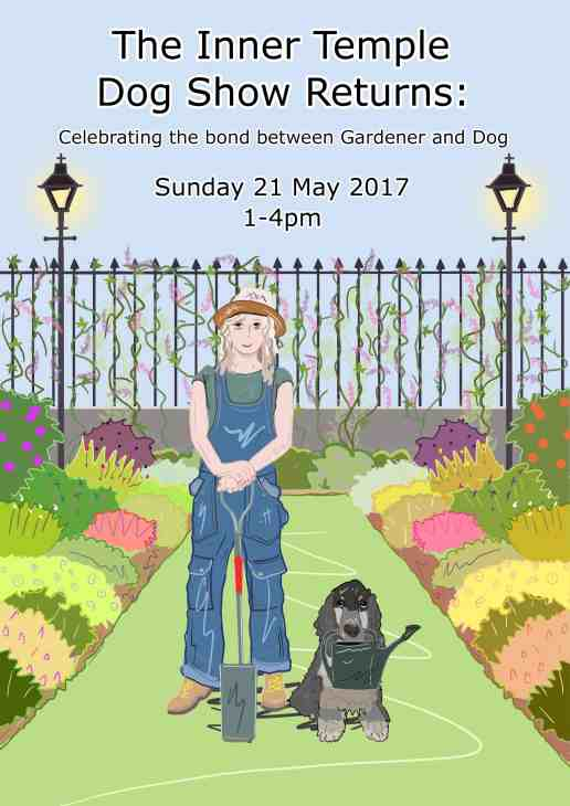 The Inner Temple Dog Show 2017