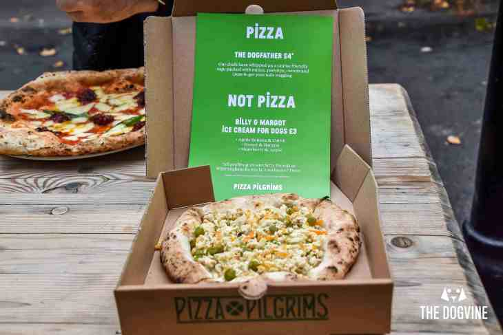 Pooches Get a 'Pizza' The Action At Dog-Friendly Pizza Pilgrims 4