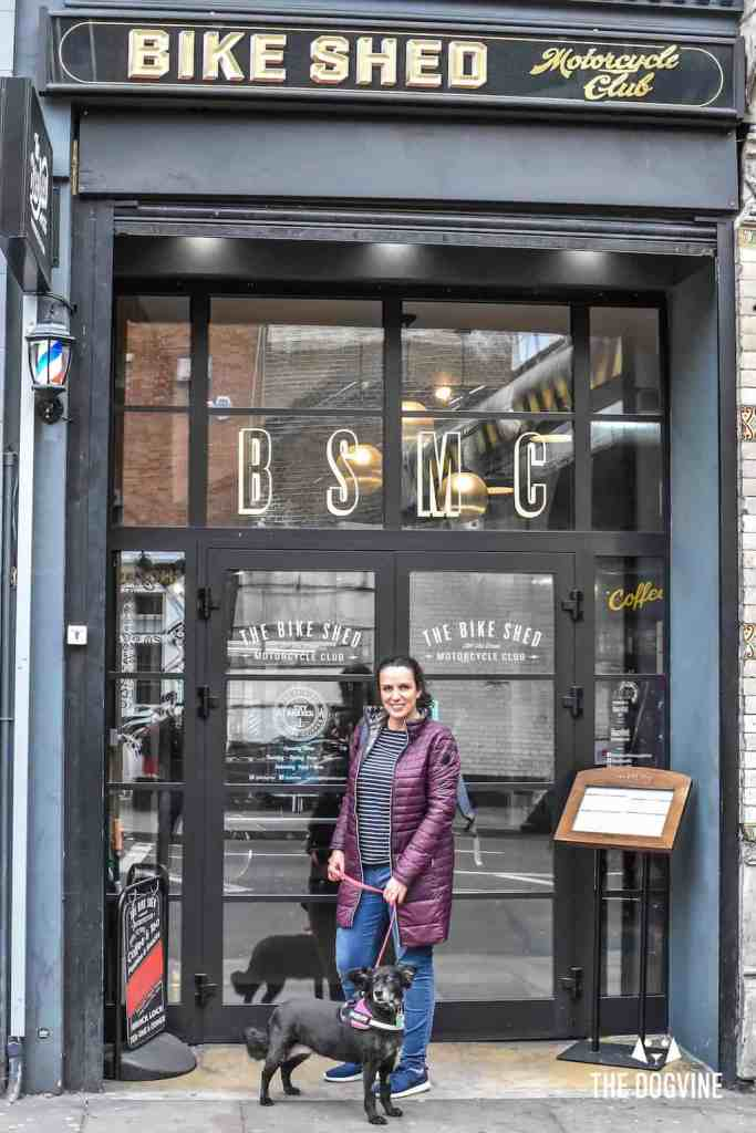 Dog-Friendly Shoreditch Mutts and Motorcycles At The Bike Shed 36