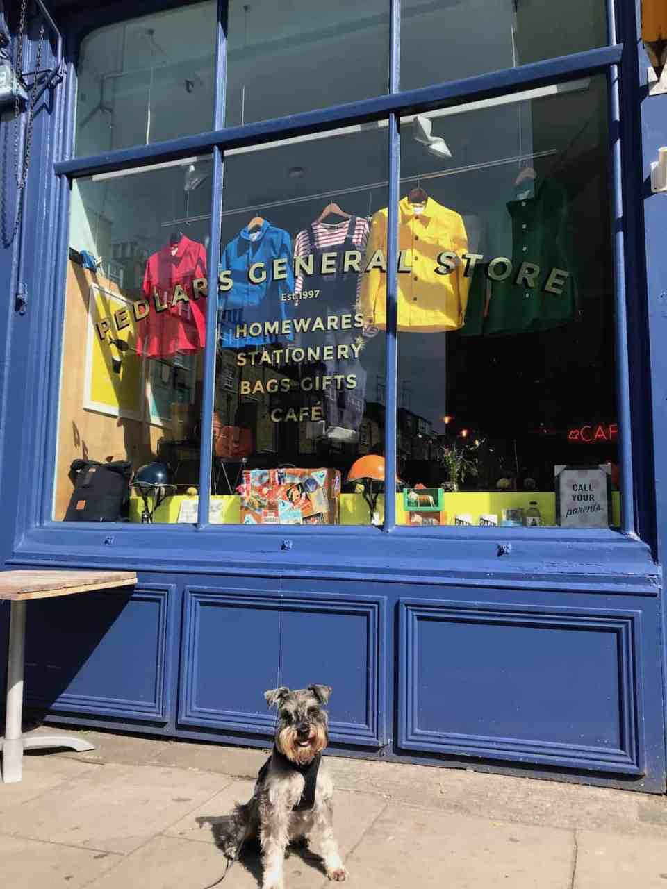 My Dog Friendly London By Pepper Chung the Schnauzer - Dog Friendly Notting Hill 16