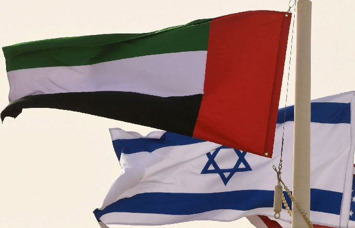 Israel and UAE sign four agreements in Tel Aviv