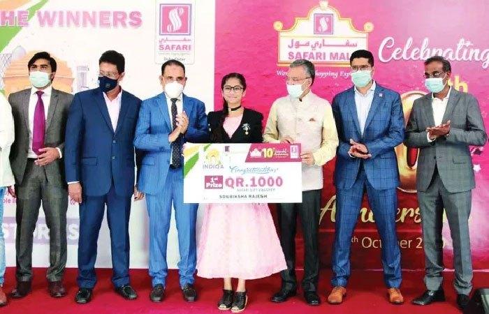 INDIQA online quiz winners honoured