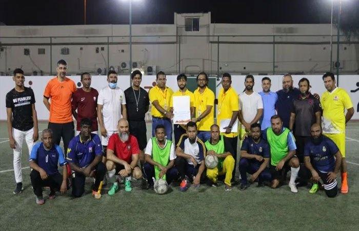 Sri Lanka Walking Football Qatar organises team selection event