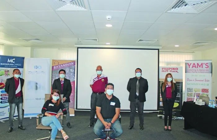 KMP hosts event on job hunting skills