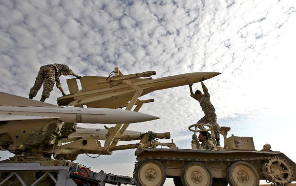 Iran holds fifth military drill amid tension with US