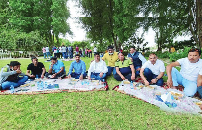 BSF Qatar organises 'Grand New Year 2021 Party'