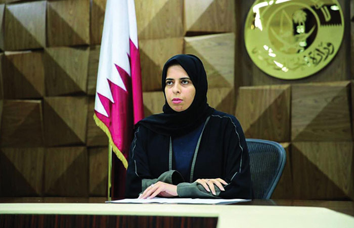Qatar stresses its commitment to COVAX global initiative