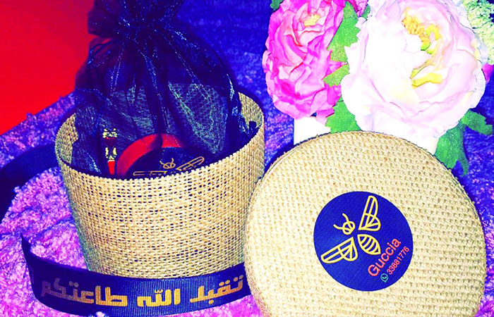 Homemade products are very popular during Ramadan