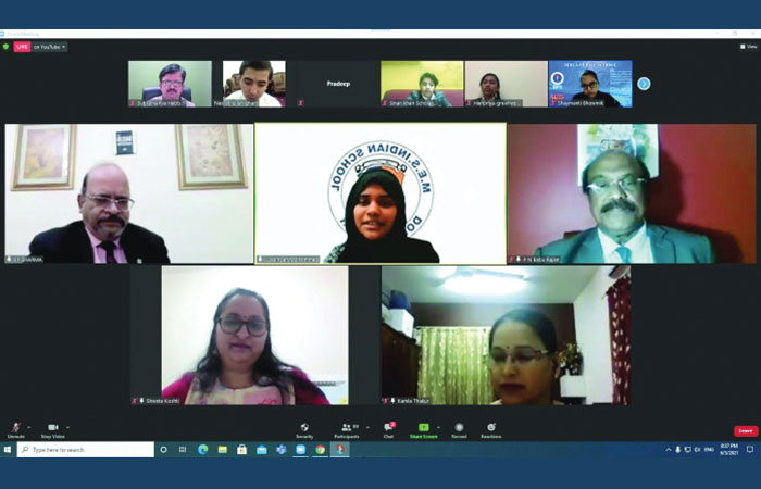 Indian Cultural Centre hosts online talk show on careers
