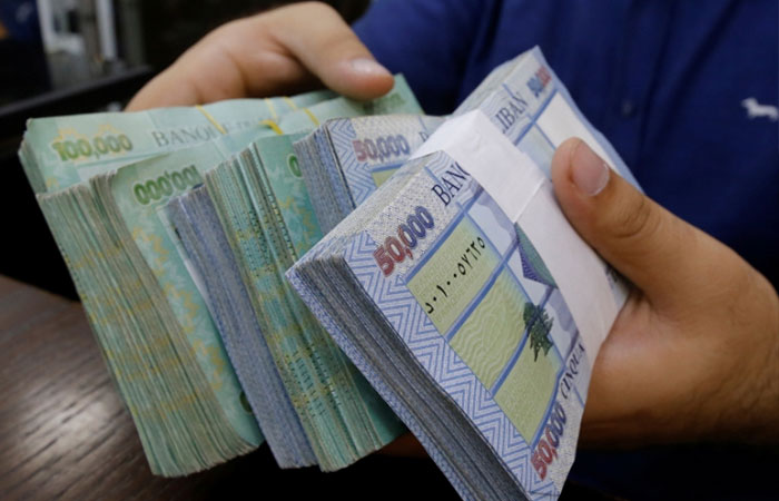Lebanon currency reaches new low against US dollar
