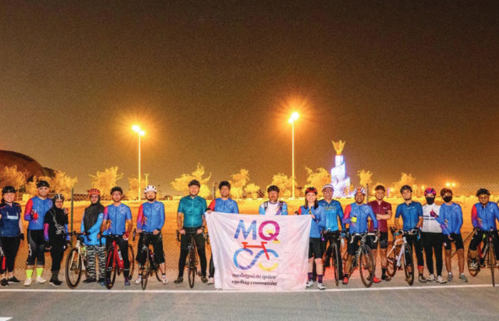 Malaysian community observes World Bicycle Day 2021