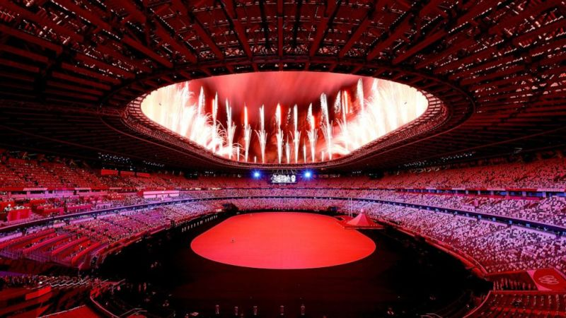 Tokyo Olympics officially underway with no-frills opening ceremony