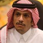 Qatar's Foreign Minister H E Sheikh Mohammed bin Abdulrahman Al Thani.