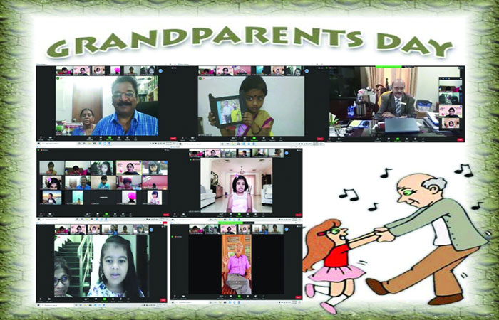 BPS organises special event on Grandparents Day for kindergarten students