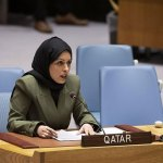Qatar stresses need to address humanitarian and economic situation of Palestinians